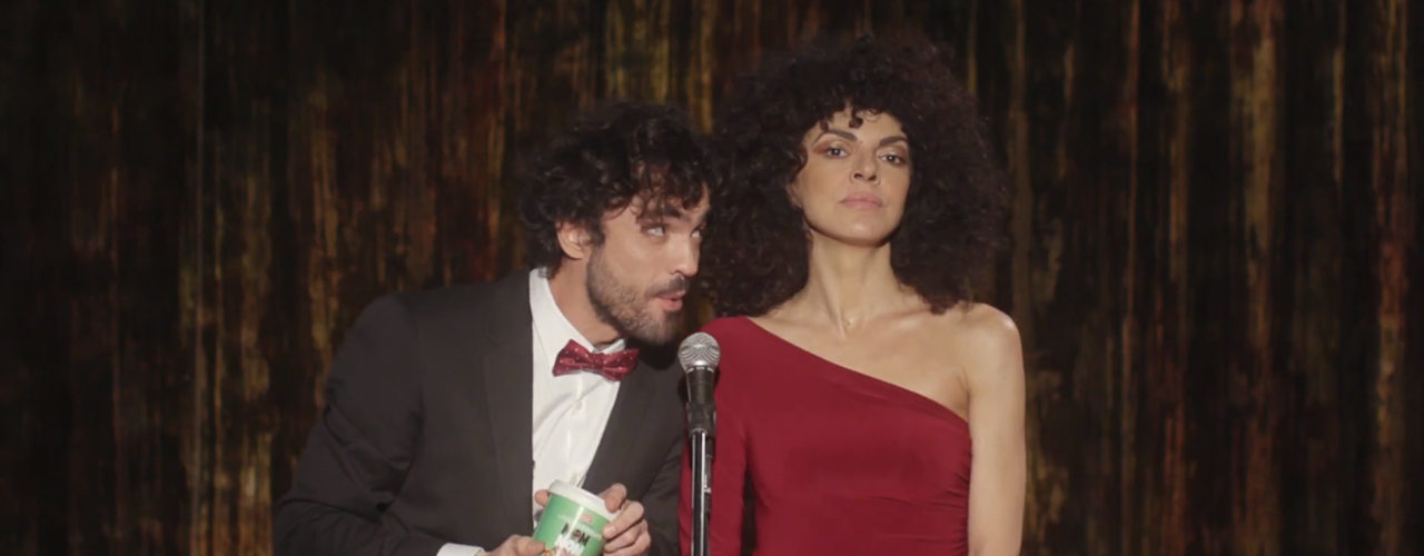 Who gets the Oscar Campaign with Maria Solomou and Dimitris Kouroubalis
