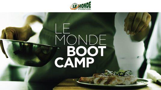 Le Monde Bootcamp Event
