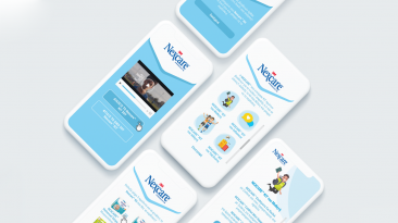 The Nexcare ™ Kit App