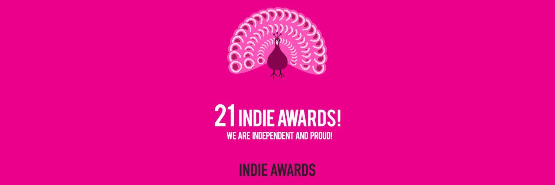 21 INDIE AWARDS 2021